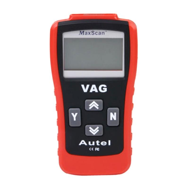 Автоматический сканер может для VW/Audi сканирования VAG 405 autel код читателя MaxScan VAG405