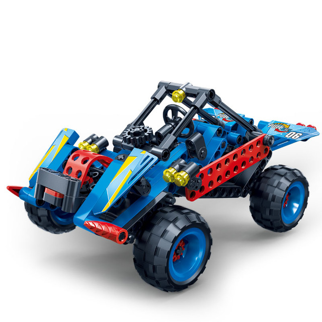 Technic City 3D SUV Mountain Racing Car Building Blocks Sets Kits Bricks Classic Model Kids Toys Compatible Legoings Friends weile technic city snowmobile model building blocks sets bricks kids classic toys gifts for children compatible legoings car
