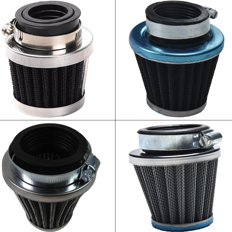 Universal 28mm/35mm/38mm/42mm/45mm Motorcycle Air Filter Filters Systems Moto Minibike Cleaner For ATV Quad Dirt PitBike SoftailUniversal 28mm/35mm/38mm/42mm/45mm Motorcycle Air Filter Filters Systems Moto Minibike Cleaner For ATV Quad Dirt PitBike Softail