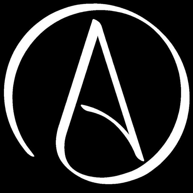 Aliexpress Buy Carefree Atheist International Symbol Happy
