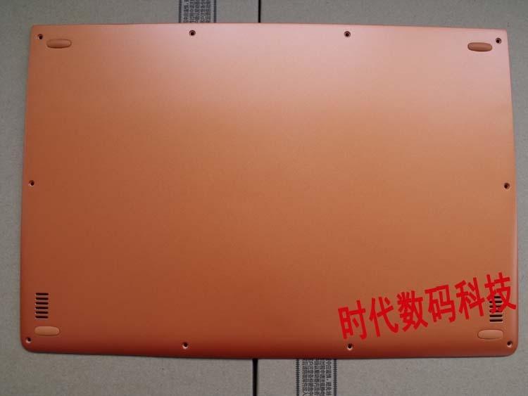 New/Orig for Lenovo Ideapad Yoga 3 Pro 1370 Bottom cover case orange AM0TA000300 case cover for lenovo ideapad yoga 2 pro 13 13 base bottom cover laptop replace cover am0s9000200