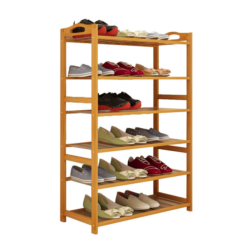 household economy Shoe storage rack modern simple dust shelves household