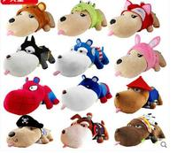 Puppet pillow cartoon plush toys small doll cushions automotive interior products pillow