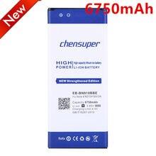6750 mah Bateria Para Samsung Bateria Nota 4 Note4 N910H EB-BN910BBE chensuper N910A N910C N910U N910F N910X N910V N910P N910R