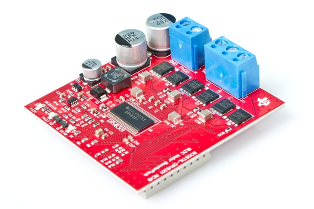BOOSTXL-DRV8301 Development Board  Motor Drive BoosterPack