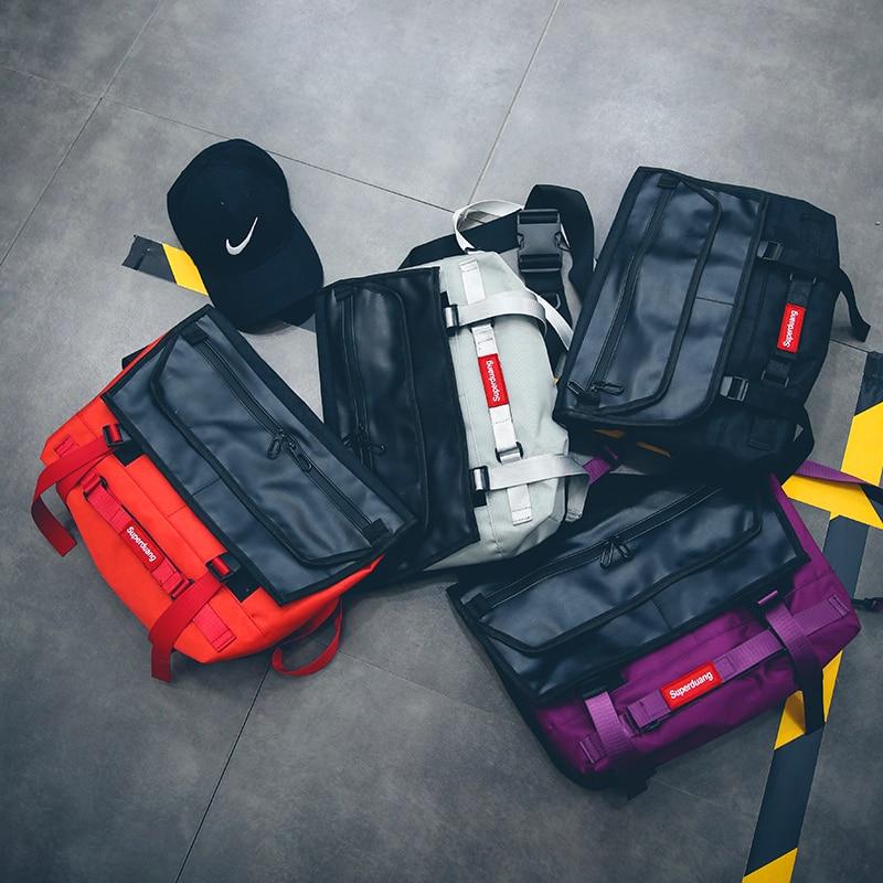 Bag Men's Genuine Messenger Shoulder Bag for Men Business Laptop Briefcase Male Crossbody Bags for Documents 6
