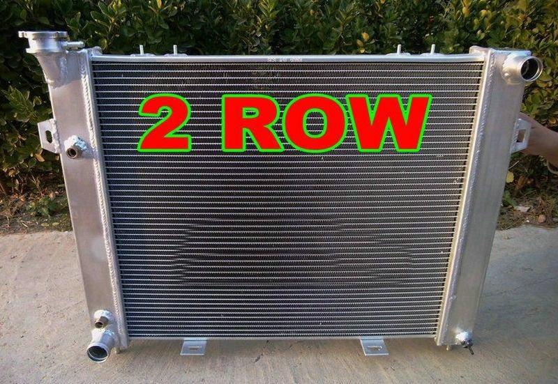Aluminum Radiator 1993-1997 Jeep Grand Cherokee 4.0L L6 AT MT 95 96 1993 1994