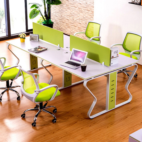 Office Desks Furniture Commercial Panel Steel Modern Computer Desk Whole Multi Size