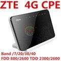 Zte mf28g desbloqueado wifi 4g lte cpe router wifi mifi 4g wifi dongle zte mf28 pk mf283 b890 b880 b593 e5172