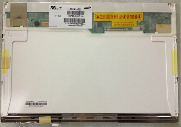 14.1 LCD SCREEN LP141WX3 LTN141W1-L04 B141EW04 B141EW02 1280*800 FOR NOTEBOOK LCD DISPLAY