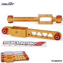TANSKY-Nuevo Modelo de aluminio trasera inferior del brazo Para Honda EG EF DC2 TK-BB05EGN