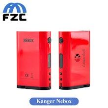 เดิมKanger Neboxชุดเริ่มต้น10มิลลิลิตรความจุ60วัตต์ควบคุมอุณหภูมิNeboxกล่องสมัยKangertech Neboxชุดบุหรี่อิเล็กทรอนิกส์