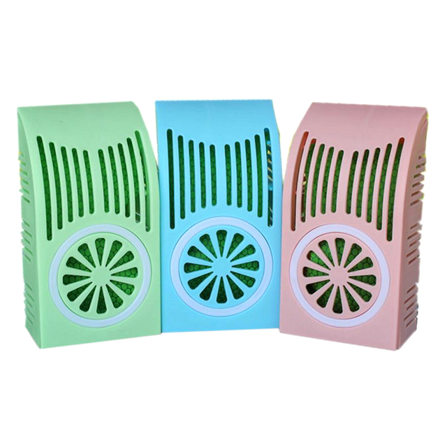 ITECHOR Frigorifero Deodorante carbone Attivo di Bambù del Carbone di legna Pacc