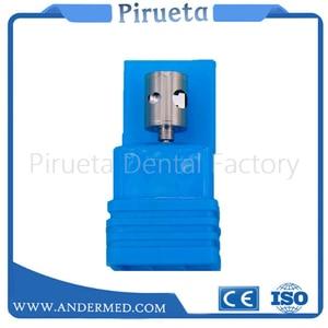 Free shipping 2PCS NSK PANA AIR style Dental High Speed Handpiece Turbine Canister Cartridge Push Type Ceramic bearing