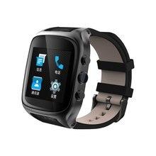 Smart Watch X01S Uhr Mit Sim Einbauschlitz Push-nachricht Bluetooth-konnektivität Android Telefon Besser Smartwatch