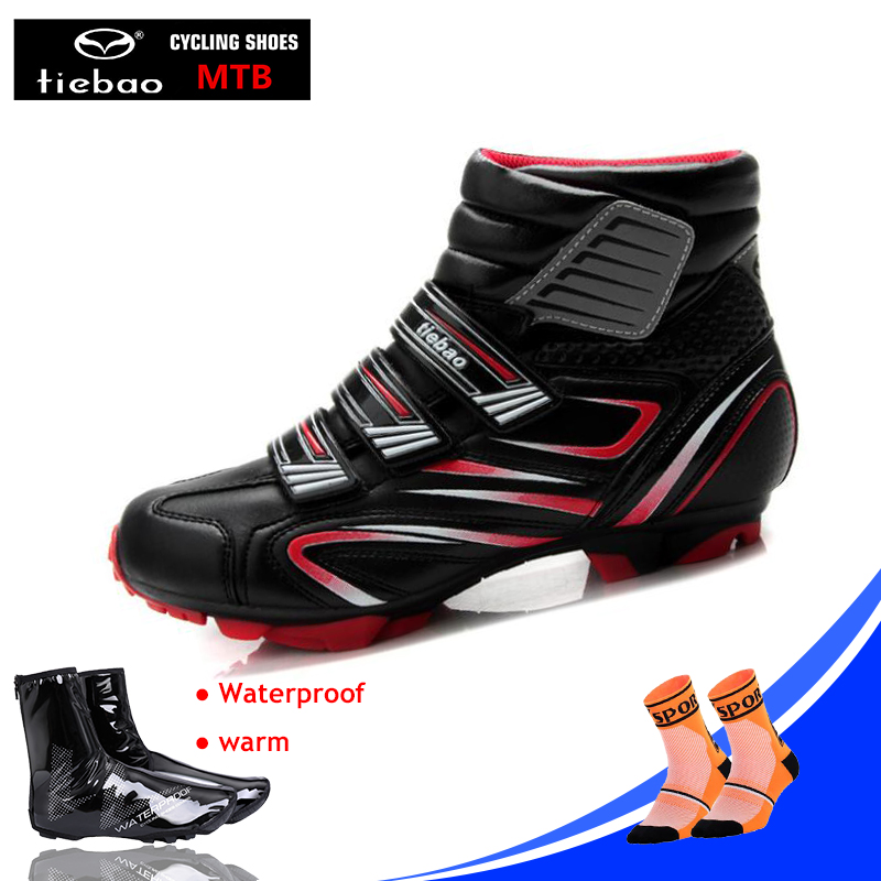 Turnschuhe Pflichtbewusst Tiebao Radfahren Schuhe Winter Männer Mountainbike Zapatillas Deportivas Mujer Sapatilha Ciclismo Frauen Fahrrad Superstar Winter Boot