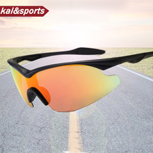 Quality Polarized Cycling Glasses HD Riding Goggles Polarizing Sports S
