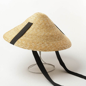 Image 5 - מופע חדש קיץ כובע חיצוני גדול אפס מקום שמש הגנה קש כובע עם שחור להקת עניבת נשים גברים קעור תקליטונים דרבי חוף כובע