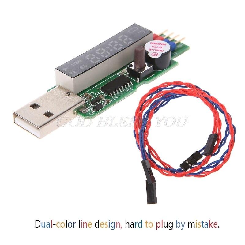 USB Watchdog карта V9.0 компьютер синий экран Halted автоматический перезапуск Майнер без корпуса CE0620 Прямая поставка