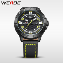 WEIDE mens watches luxury famous brands watch quartz men sports bracelet waterproof Schocker clock wrist army