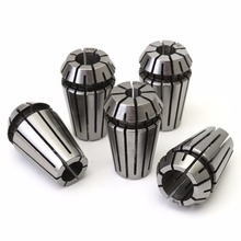 5pcs High Precision ER16 1/8″-3/8″ Spring Collet Set For CNC Lathe Milling Engraving Machine