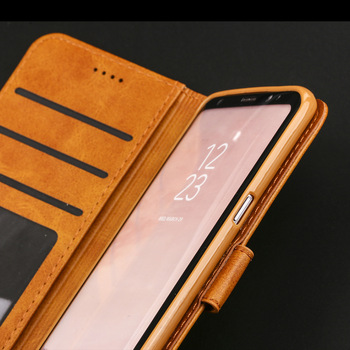 Flip Leather Case For Samsung Galaxy S8 S9 S10 E Plus Note10 Pro S7 A 10 20 40 50 60 70 80 90 M 10 20 2