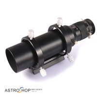 HERCULES Focuser Guide Scope Finderscope 50mm CCD Imaging with Bracket for 1.25inch Telescope 50200