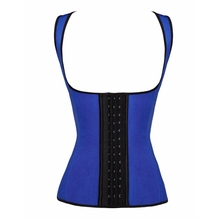 Waist Trainer Corset Slimming Shaper Vest 6XL Plus Size Women Body Belt Modeling Strap 100% Latex Cincher