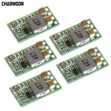DC-DC понижающий модуль питания 3 А понижающий преобразователь Регулируемый 1,8 в 2,5 в 3,3 В 5 в 9 в 12 В для Arduino diy kit