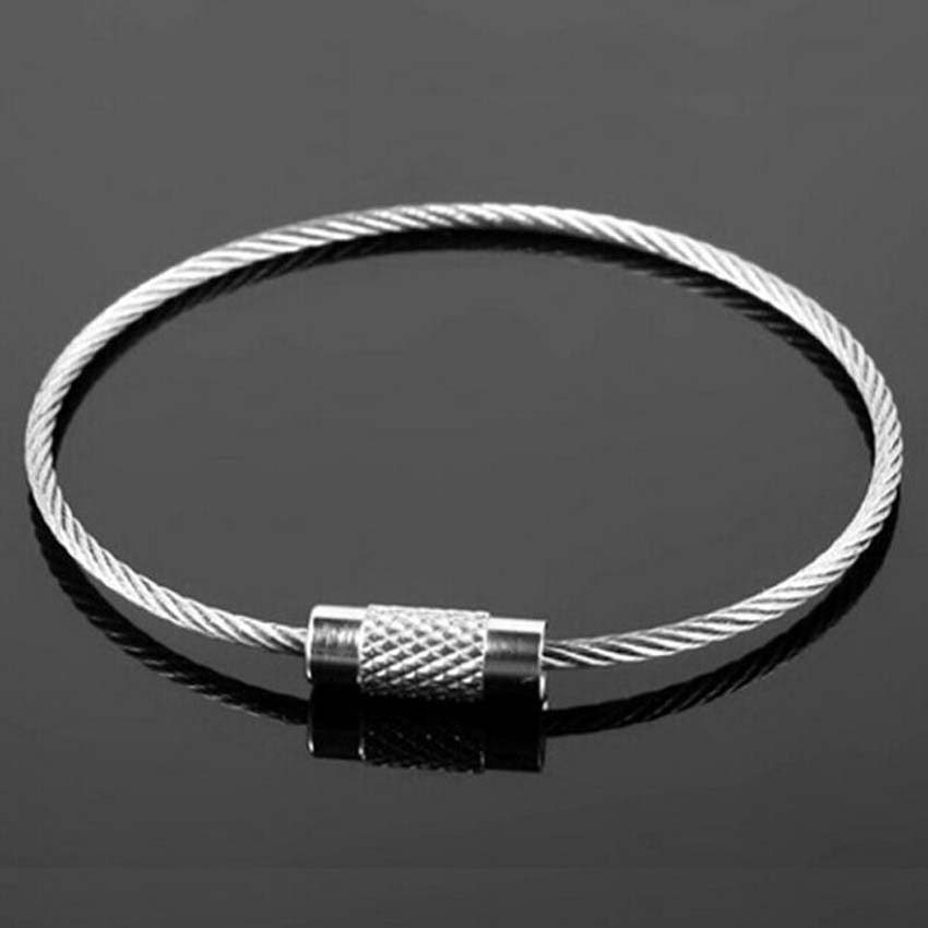 Rope Metal Wire Tags - Dolgular.com