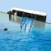 High Quality Aquarium Fish Tank 3 in 1 External Hang Power Aquarium Filter Waterfall External Aquarium Air Pump Surface Skimmer