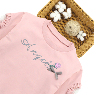 Image 3 - Girls Sets Lace Sleeve Sweatshirt + Mesh Skirt 2PCS Girls Clothes Sets Autumn Winter Children Girls Clothing Sets Christmas Gift