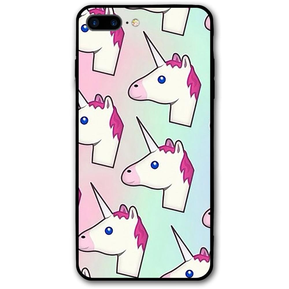 Wallpaper iphone unicorn tumblr - Anti Fingerprint Design Personality Unicorn Tumblr Wallpaper 3d Print For Iphone 7 6 6s