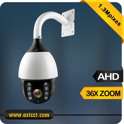 New Product 1.3MP AHD IR High Speed Dome Camera 36X Zoom AHD PTZ Camera with Sony Sensor AHD PTZ Camera 720p AHD Output .. best 7 sony 36x zoom700tvl analog ir high speed dome security ptz camera high speed dome video camera