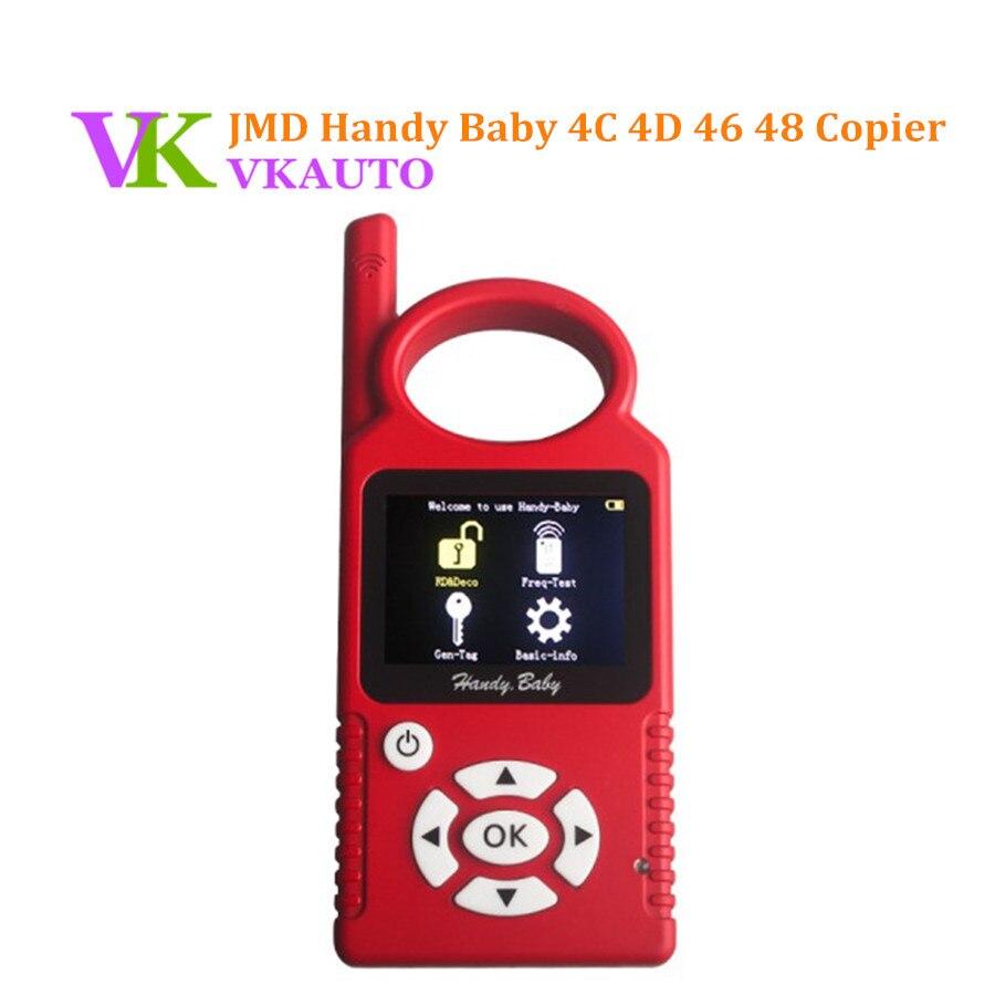 2018 V9.0 JMD Handy Детские ручной Auto Key Программист для 4C 4D 46 48 чипов автомобиль Lockmith инструмент бесплатная доставка