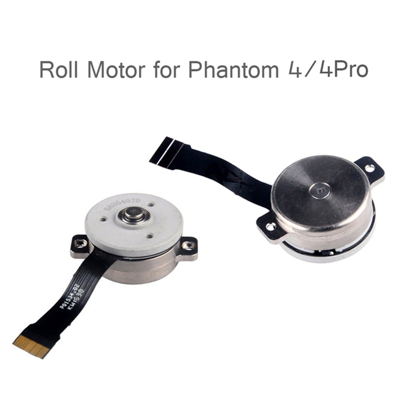 Replacement Gimbal Roll Yaw Pitch Motor for DJI Phantom 4 PRO P4P Drone New & Old Version Repair Parts Drone Accessories KitsReplacement Gimbal Roll Yaw Pitch Motor for DJI Phantom 4 PRO P4P Drone New & Old Version Repair Parts Drone Accessories Kits