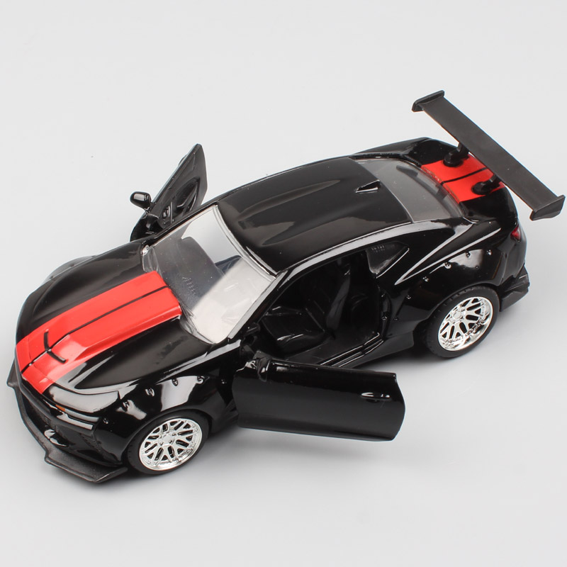 2016 Chevrolet Chevy Camaro SS coupe Model Toy Car 15