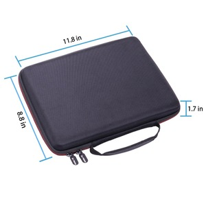 """Image 3 - LTGEM EVA Hard Case Fit for Wacom Intuos Wireless Graphic Tablet, Size 10.4""""x 7.8"""" (CTL6100)"""