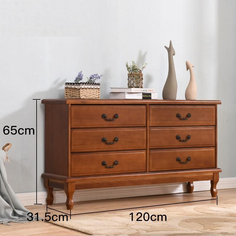 Vintage Szafka Retro Tv Stand Living Room Kast European Wood Mueble De Sala Organizer Furniture Organizador Chest Of Drawers In Living Room Cabinets