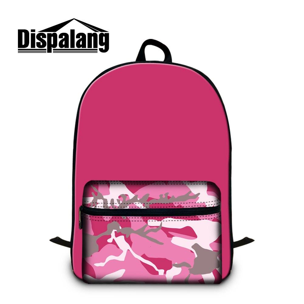 Dispalang Moda Mulheres Homens Mochilas Laptop Camo Impressão Sacos De  Escola Para Adolescentes Meninas Mochila Feminina Casual Bagpack Viagem ba494e4e90