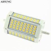 Aifeng 30 Вт R7S светодиодные лампы 118 мм J118 R7S лампы SMD 5730 Светодиодная 3000LM энергосбережения заменить галогенные лампы 85 В-265 В