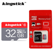 Micro SD Card 64GB Class 10 Memory Card Real Capacity High Speed Microsd 4GB/8GB/16GB/32Gb TF Card Microsd Card for gift(China)