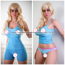WMDOLL 170cm Silicone Sex Doll Real Doll Sexy Sex Robot Dolls with Big Breast Love Doll for Men