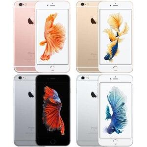 Image 2 - Unlocked Apple iPhone 6s 2GB RAM 16/64/128GB ROM Cell Phone IOS A9 Dual Core 12MP Camera IPS LTE Smart Phone iphone6s