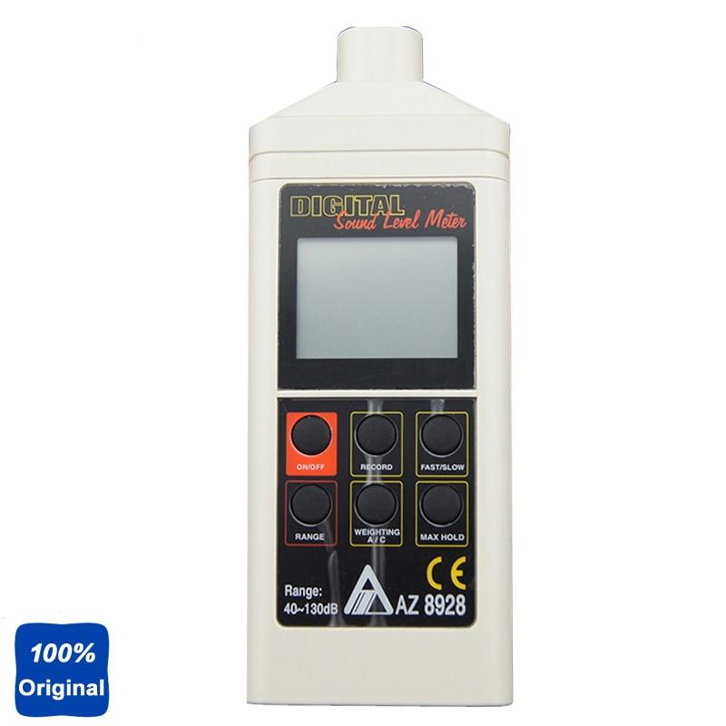 AZ8928 Digital Sound Level Meter Digital Noise Meter Precision Decibel Meter az8928 digital sound level meter measuring range 40 130db digital noise meter