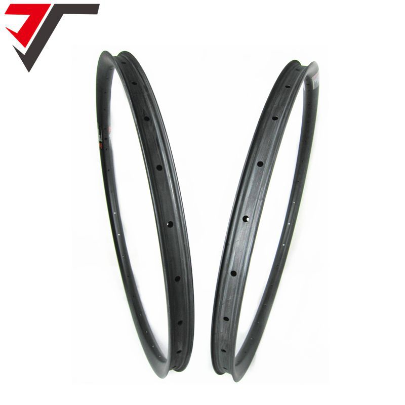 TRIPS Chinese Carbon MTB Rim 27 5er 35mm width tubeless mtb bicycle rims 650B carbon fiber