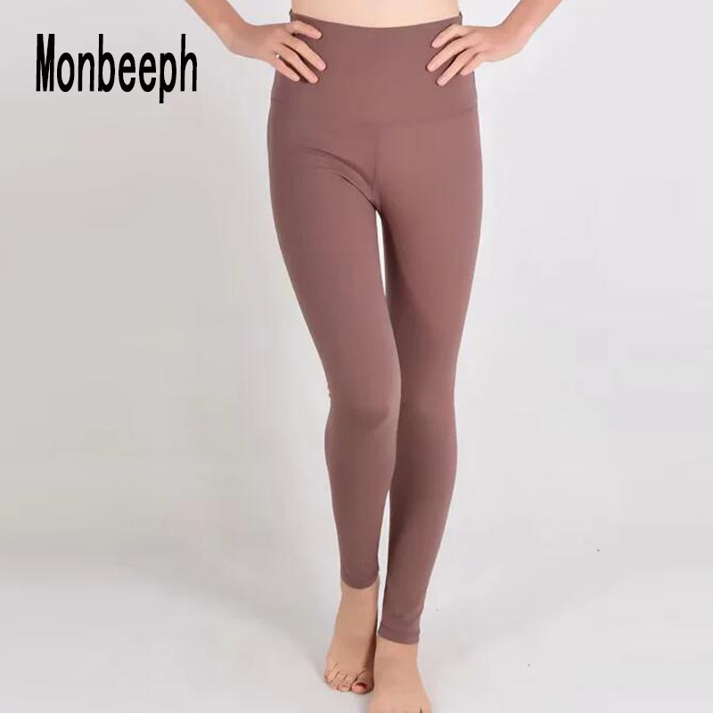 monbeeph High waist skinny pants Casual Fashion pants trousers for women Ankle Length pants-in Pants & Capris from Women's Clothing    1