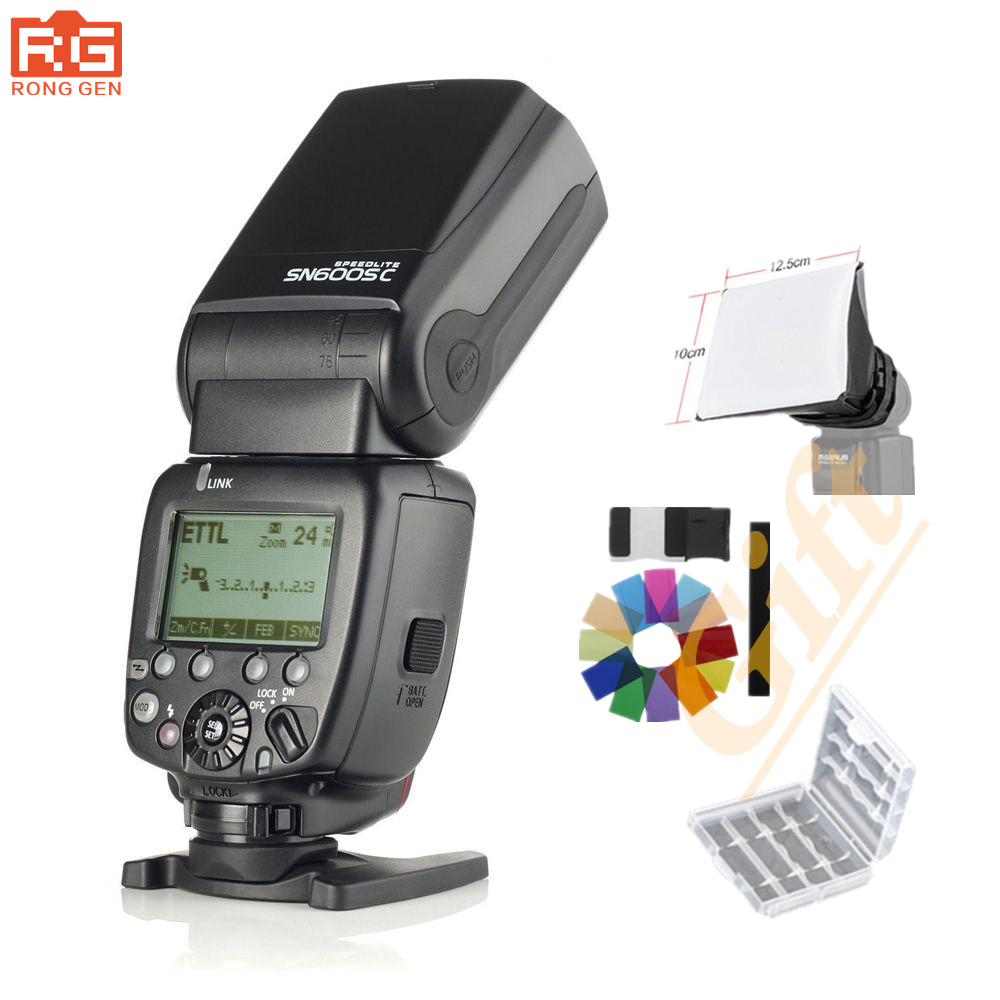 Shanny Master Flash SN600SC High speed Sync 1 8000s GN62 Flashgun Flash Speedlite for Canon as