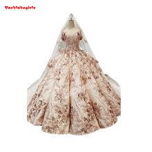 46548 Sweetheart Sleeveless Wedding Dresses Ball Gown
