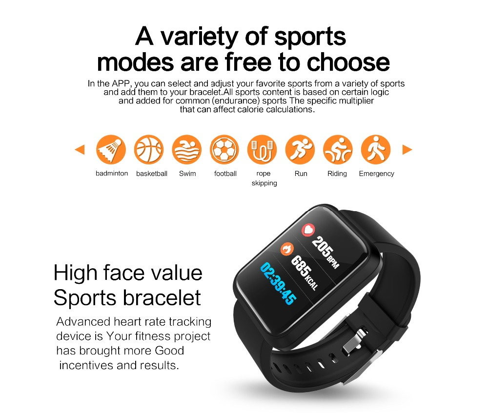 ColMi Smart Watch Sport 3 Blood Pressure IP68 Waterproof Fitness Tracker  Watch GPS Smartwatch Men For iphone IOS Android Phone